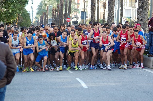 """Messina Running"", 148 i messinesi al via"