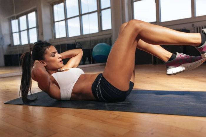 Core training: allenamento fondamentale