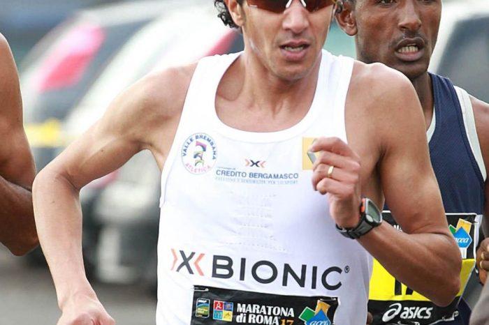 Opinionista d'eccezione per la maratona di Roma