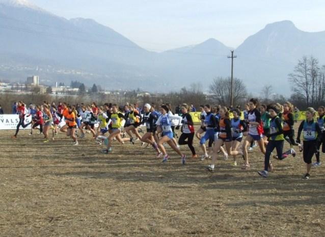 Campionati nazionali Libertas di corsa campestre