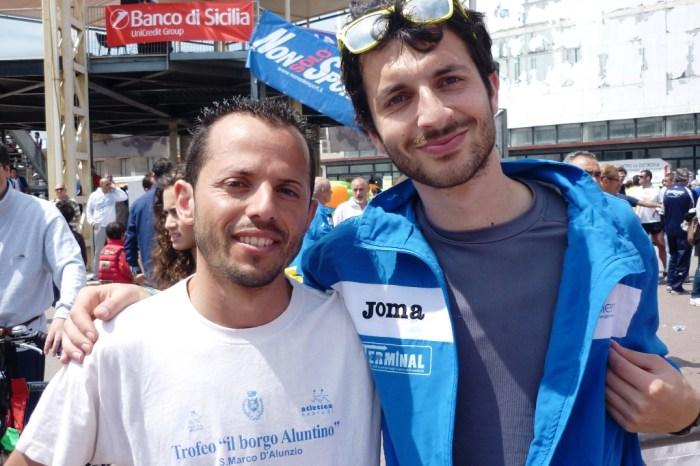 """Messina Marathon"" positiva per i colori messinesi"
