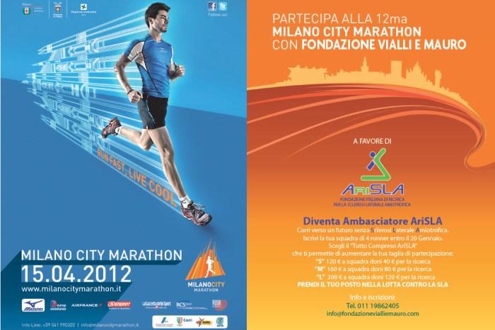 Record di iscritti alla Barclays Milano City Marathon