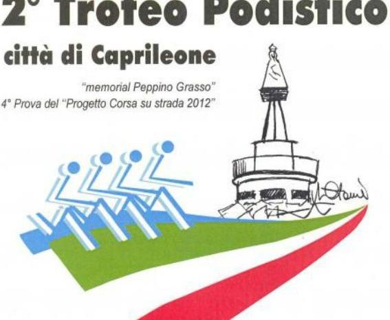 """Domenica il """"2° Trofeo Podistico Città di Caprileone"""""""