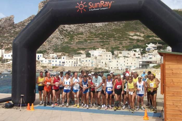 """Sta per partire il """"1° Giro Podistico a Tappe di Pantelleria"""""""