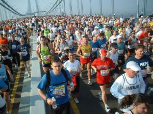 NewYork marathon