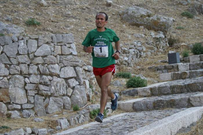 Zingaro Trail: Boumalik si conferma, ok Tumminelli