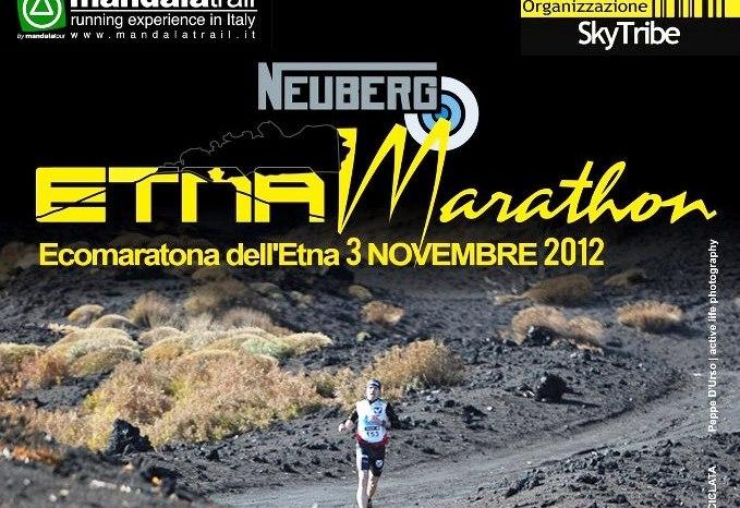 """Cresce l'attesa per la """"Neuberg Etna Marathon"""""""