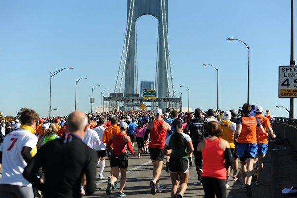 Annullata la Maratona di New York