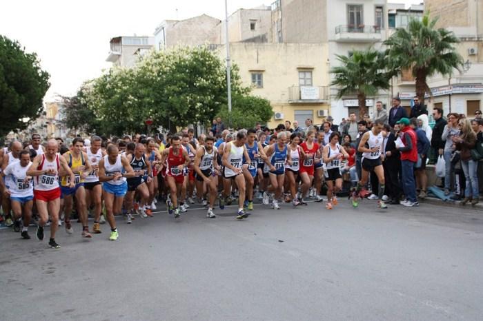 Festa dello podismo nel ricordo di Luigi Zarcone