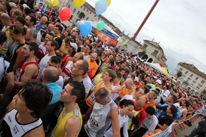 Fascino e successo della mezza maratona