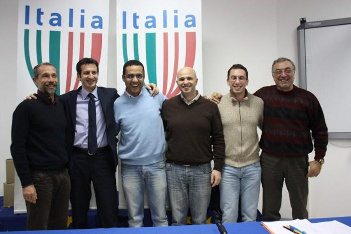 Rachid Berradi neo presidente Fidal Palermo