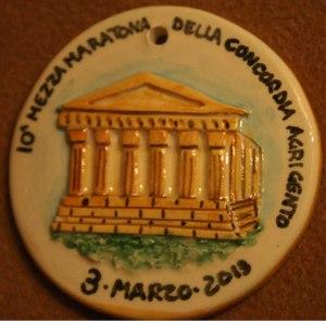 Medaglia Concordia 2013