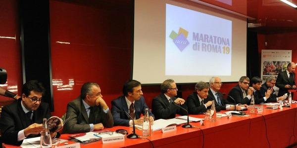 Sipario alzato sulla Maratona di Roma