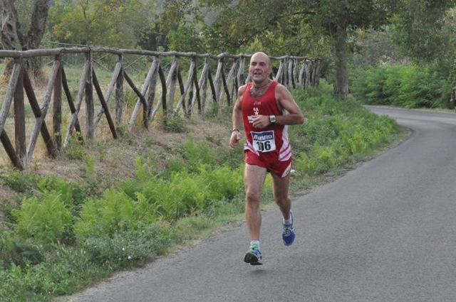Sebastiano Melita, tanta voglia di correre