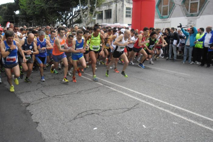 "La ""Messina Marathon"" su Raisport 1"