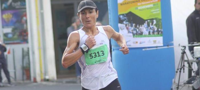 Tatiana Betta terza ai Campionati Master