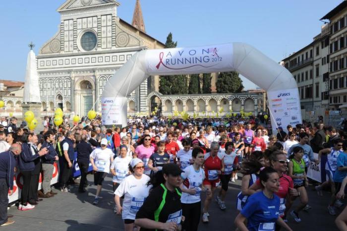 La corsa delle donne riparte da Firenze