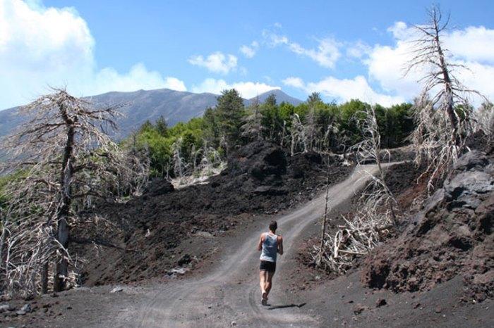 Trincheri e Marin dominano l'Etna