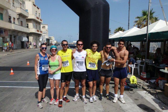 Successo pantesco di società al Giro di Pantelleria