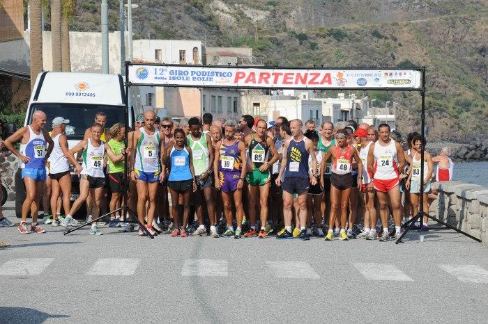 Giro Podistico Eolie: confermati numeri e qualità