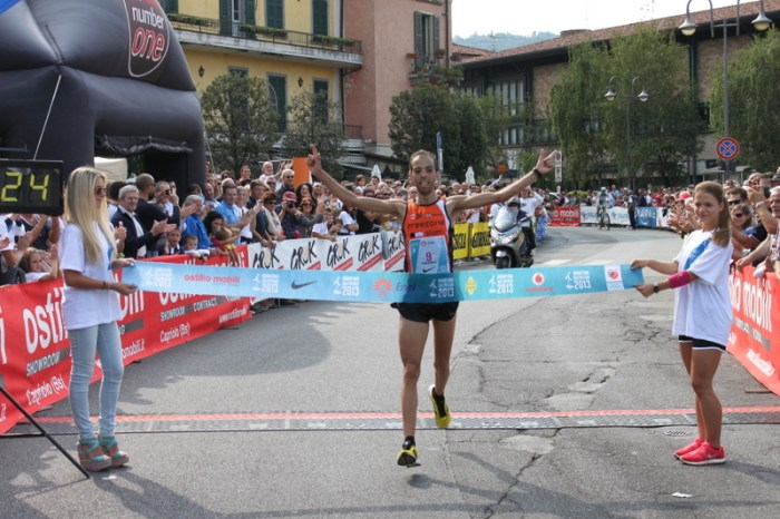 Maratona dell'Acqua: esordio super di El Kasmi