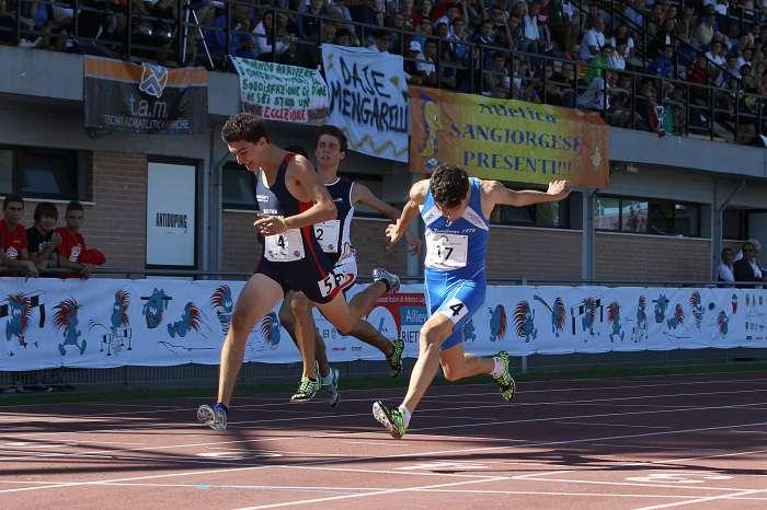 Giorgianni e Lisa in gara ai Campionati Italiani