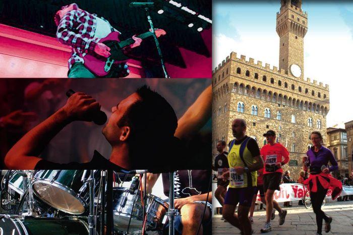 """1^ edizione del """"Firenze Marathon music contest"""""""