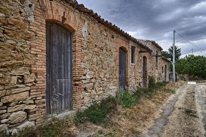 Sulle Madonie l'Ecotrail Borghi di Petralia Soprana