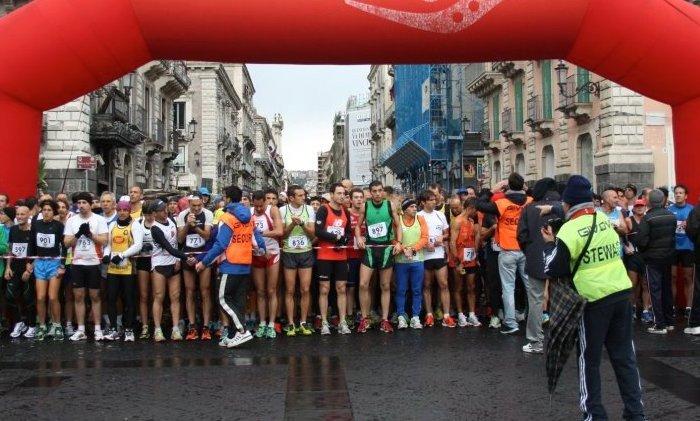 Fervono i preparativi per la Maratonina di Catania