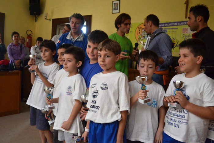 """Giovani in luce al """"3° Trofeo Curri chi ti pigghiu"""""""
