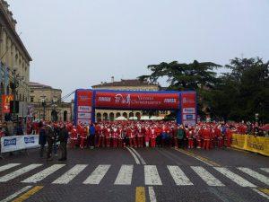 Christmas Run Verona 2012