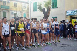 partenza CORSA DI SANTO STEFANO 2012