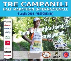 Locandina Tre Campanili 2014