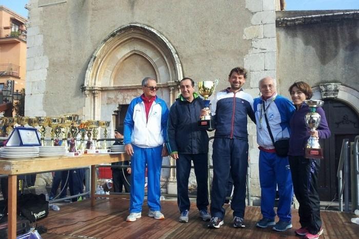 Recupero e Bonanno trionfano a Taormina
