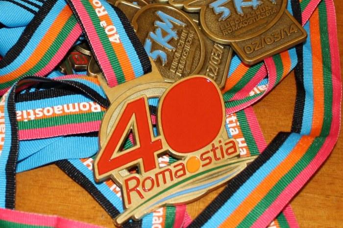 Tutti i colori della 40^ RomaOstia