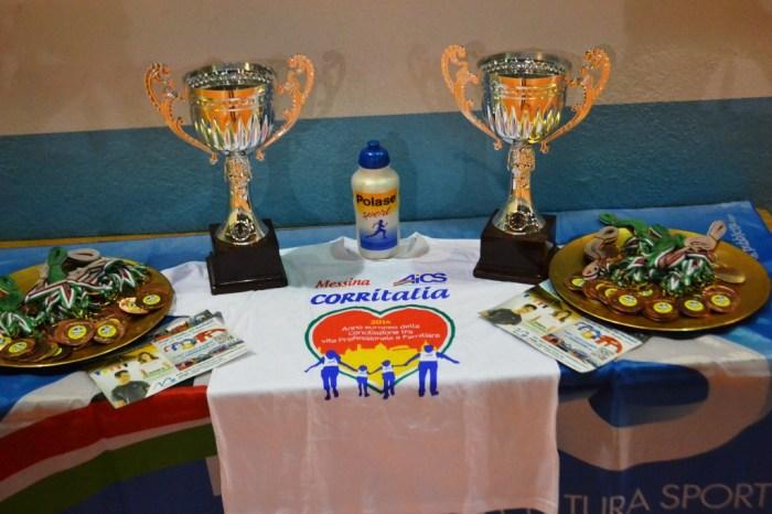 Pacco gara Corritalia 2014
