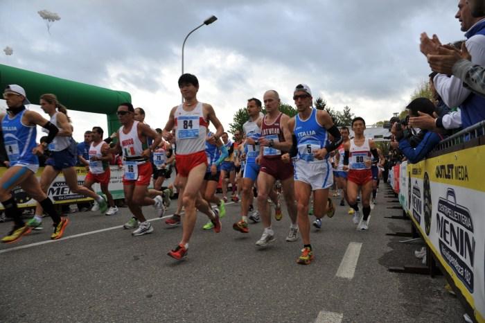 Cresce l'attesa a Seregno per i Campionati Italiani della 100 Km