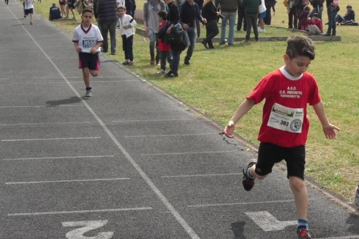 L'atletica giovanile riceve consensi e applausi a Savoca
