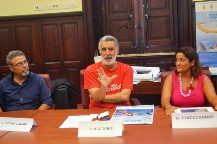 """I particolari sul """"II Triathlon della Città di Messina"""""""
