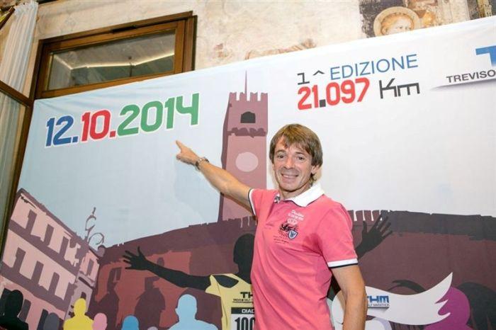 La Treviso Half Marathon verso quota duemila