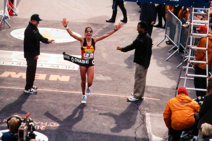 """Treviso Half Marathon"" con la regina azzurra di New York"