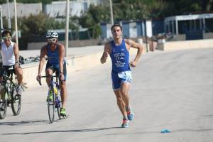 vincitore triathlon