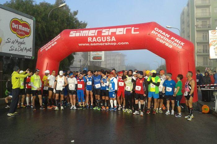 Rovella e Brochetta primi alla Maratona di Ragusa