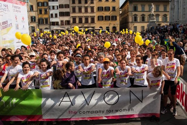 Avon Running Tour festeggia i 18 anni