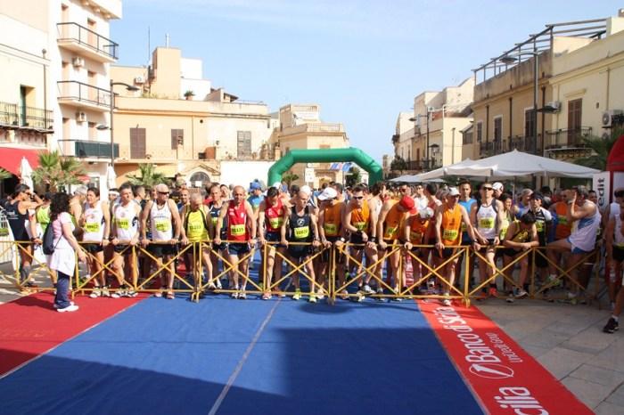 """Si alza il sipario sulla """"XV Maratonina Città di Terrasini"""""""