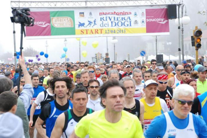 La Maratonina dei Dogi 2016 sarà internazionale