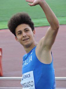 Artuso all'Olimpico