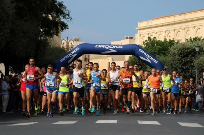 """A Trapani si corre per il """"Trofeo Sale & Saline"""""""