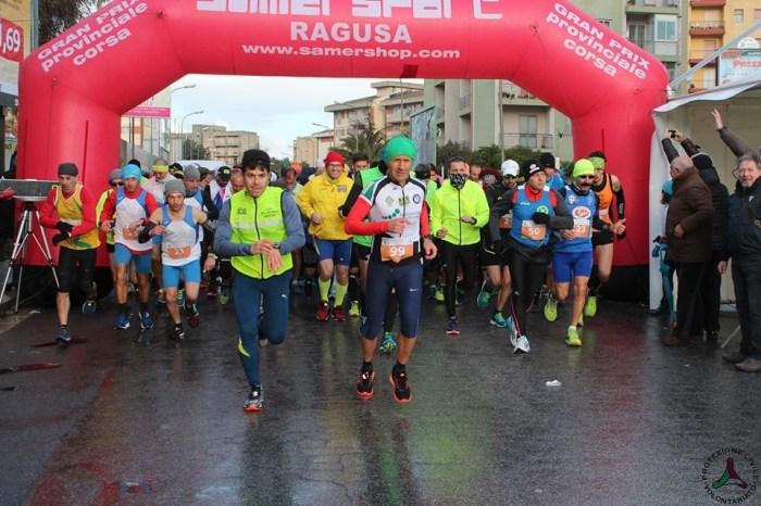 Il 28 gennaio la Maratona Città di Ragusa