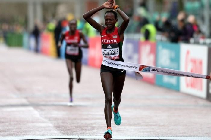 Mezza maratona: doppio record mondiale della keniana Jepchirchir